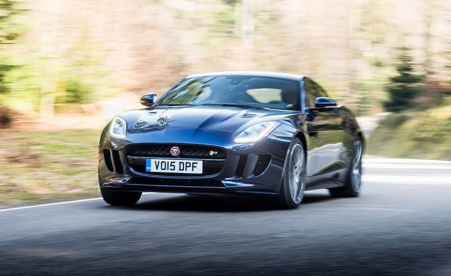2016 Jaguar F-type R Coupe