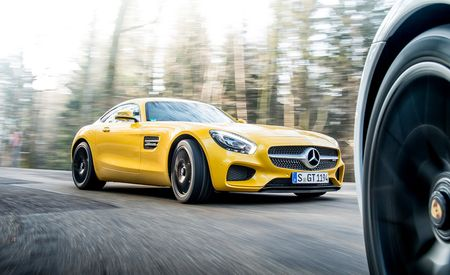 2016 Mercedes-AMG GT S