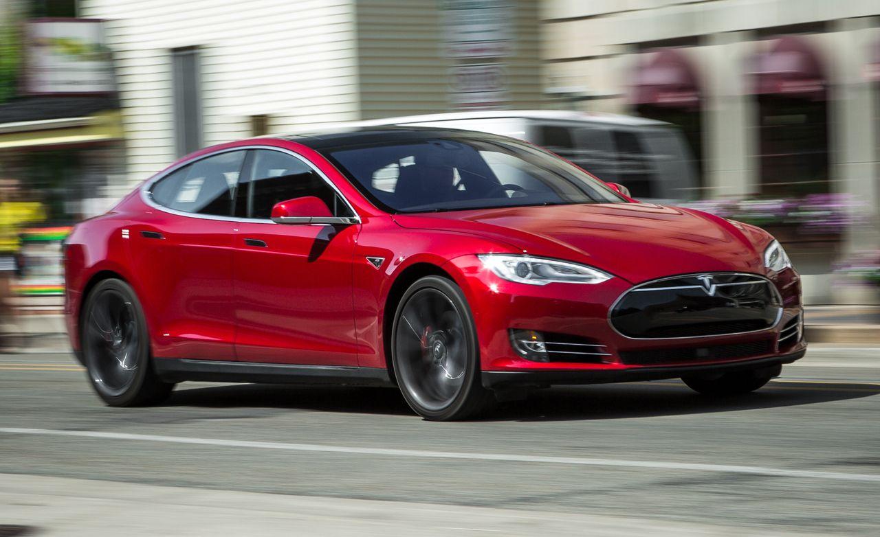 Tesla model s p85d horsepower