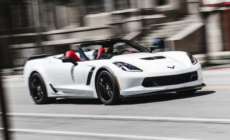 2015 Chevrolet Corvette Z06 Convertible Manual