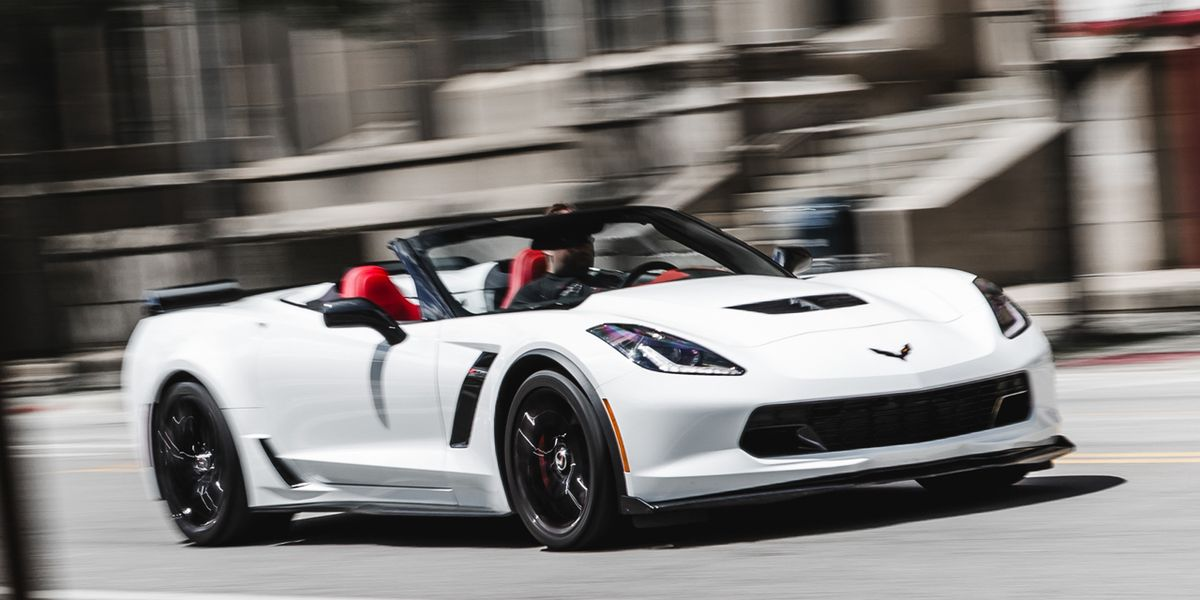 2015 Chevrolet Corvette Z06 Convertible Manual Test 8211 Review