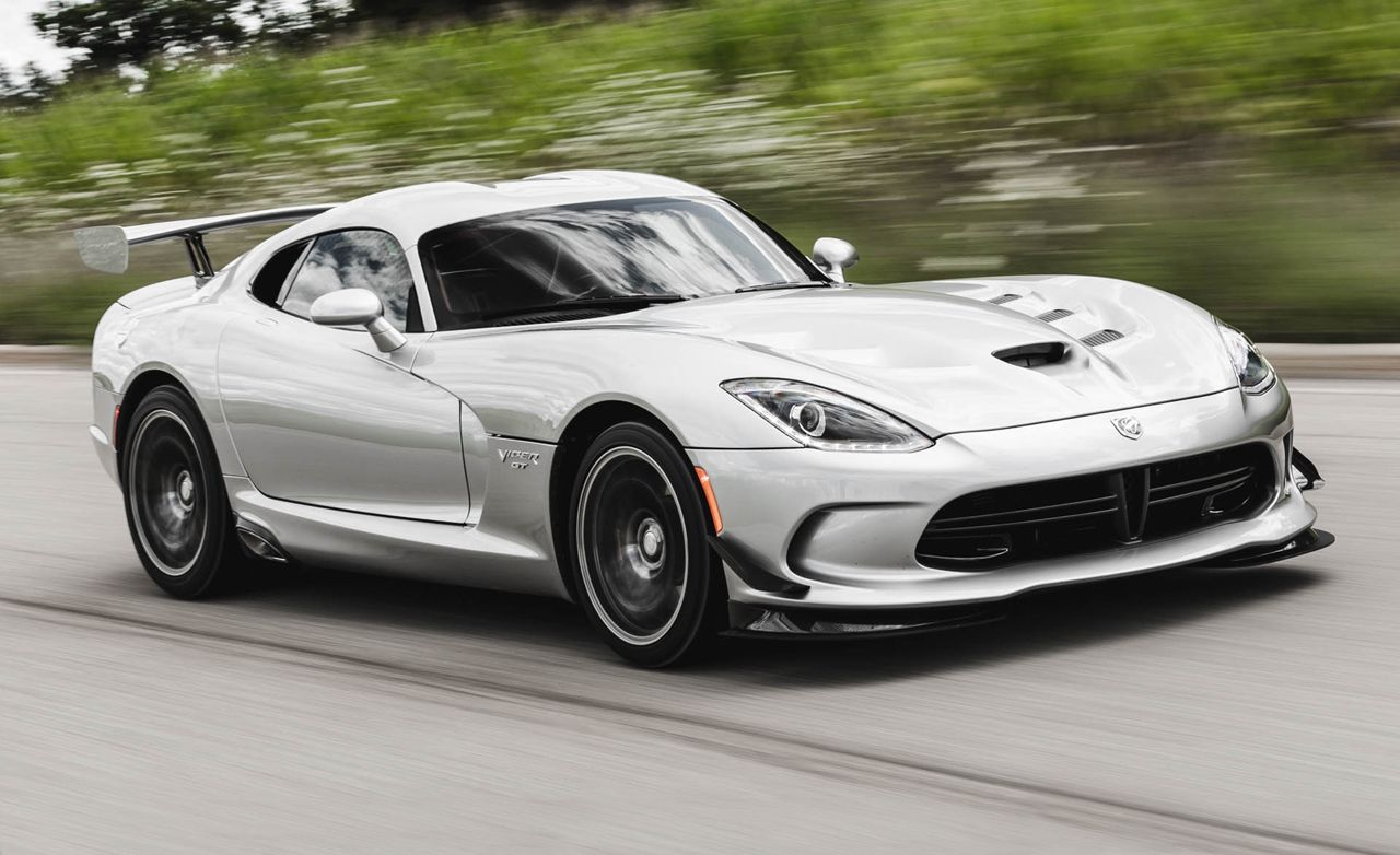 2015 Dodge Viper Gtc Test Review Car And Driver