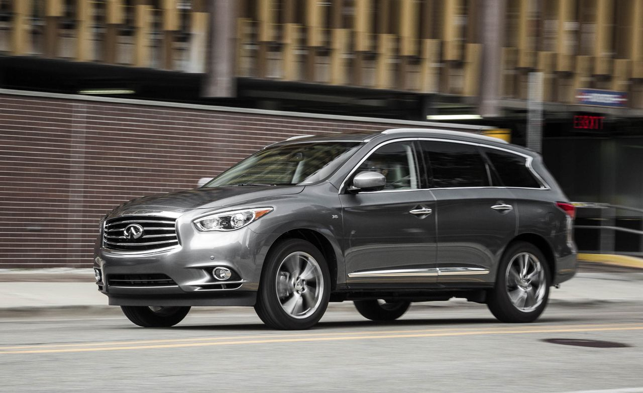 Infiniti Qx60 For Sale >> 2015 Infiniti QX60 AWD Quick Take | Review | Car and Driver