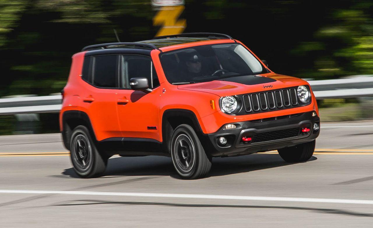 Jeep trailhawk review