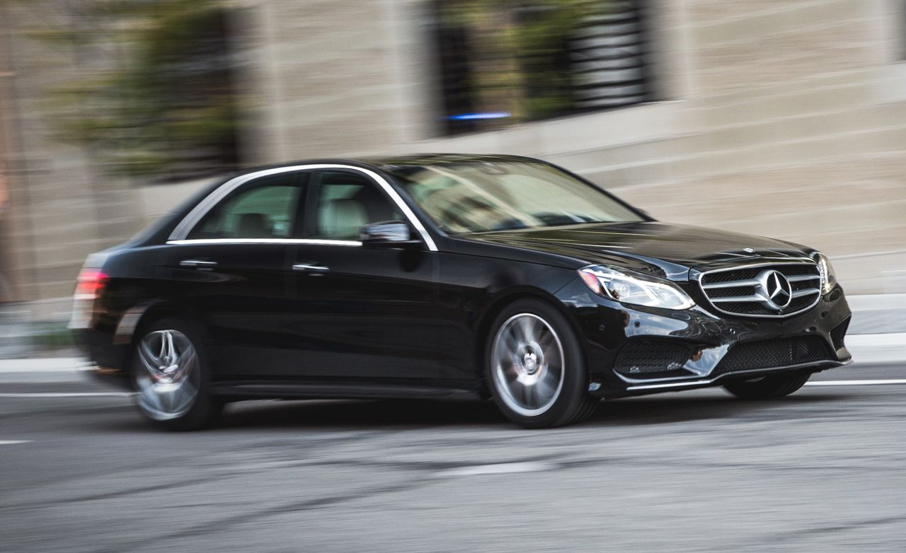 2015 Mercedes-Benz E400 4MATIC Pictures | Photo Gallery