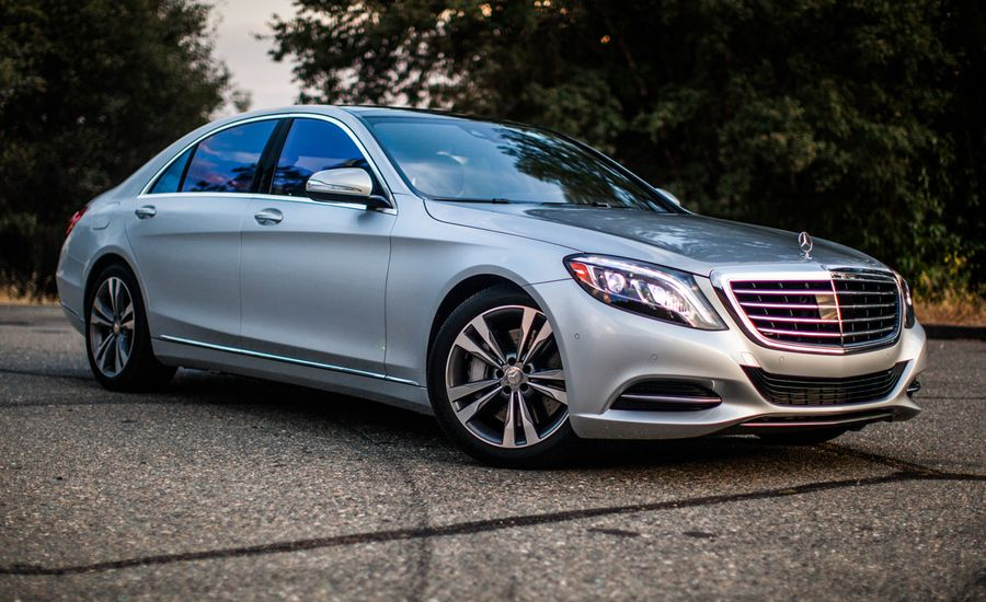2015 Mercedes-Benz S550e Plug-In Hybrid