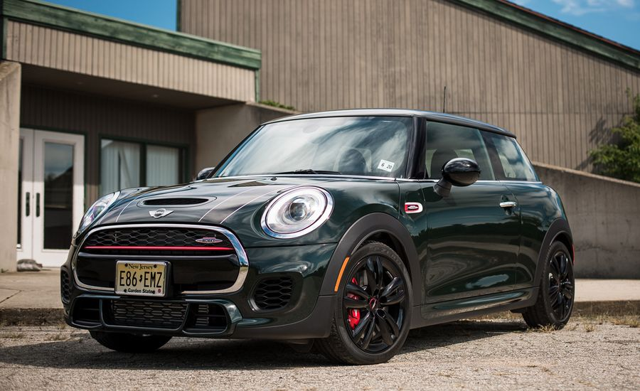 2015 Mini John Cooper Works Hardtop Test Review Car And Driver