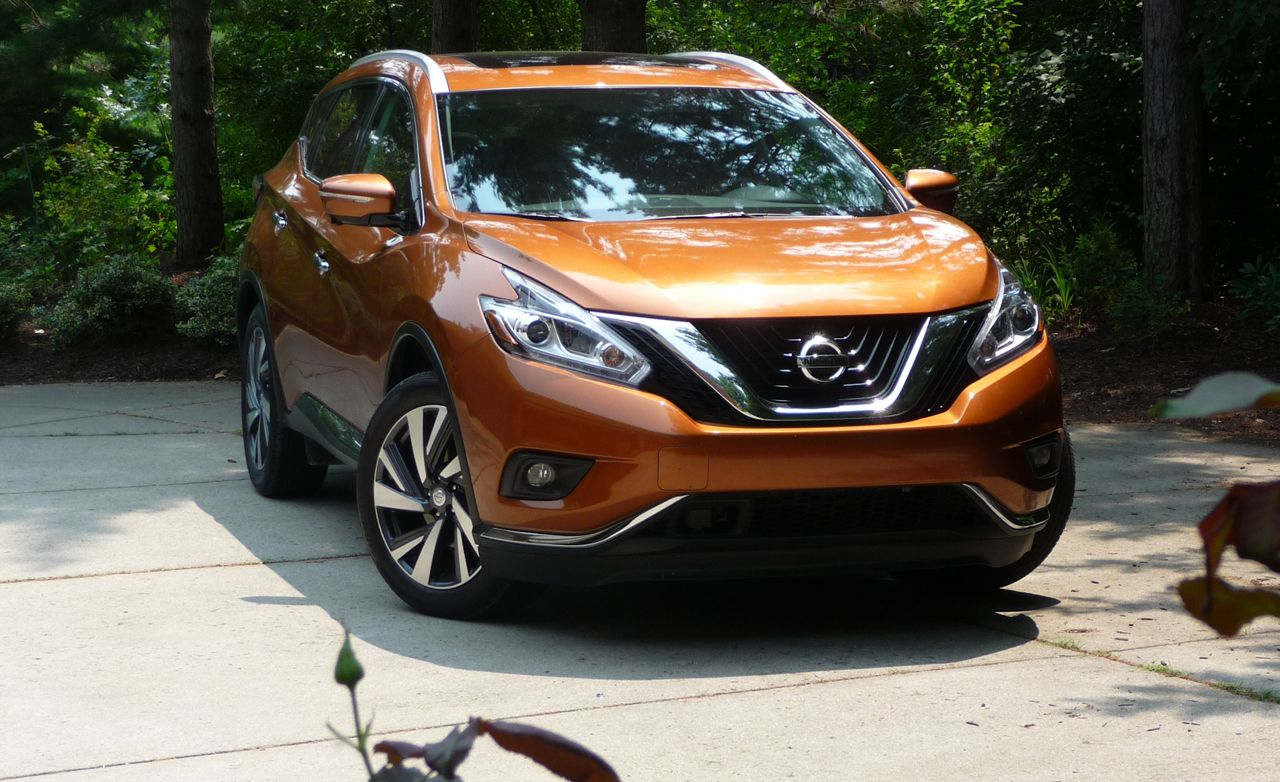 2019 Nissan Murano Reviews Nissan Murano Price Photos And Specs
