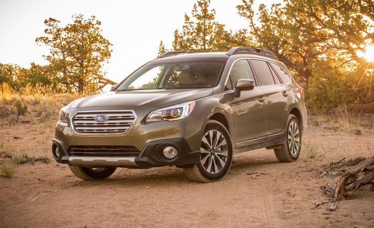 2015 Subaru Outback 2.5