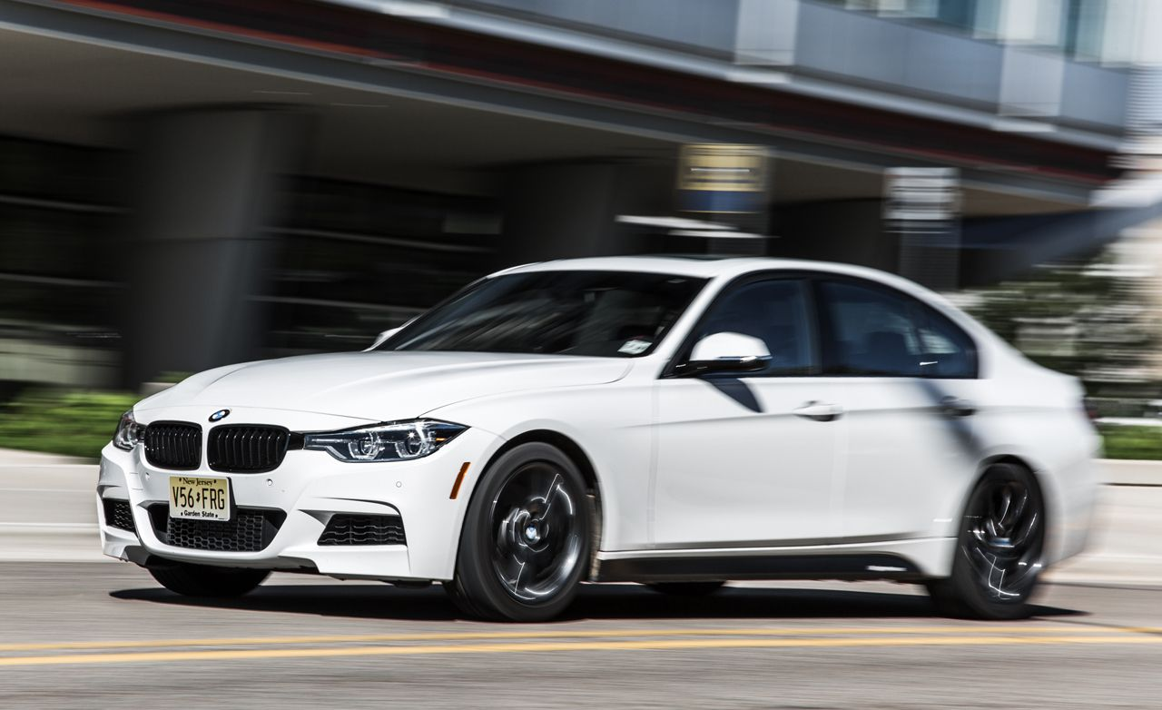2016 BMW 328i Instrumented Test  Review  Car and Driver