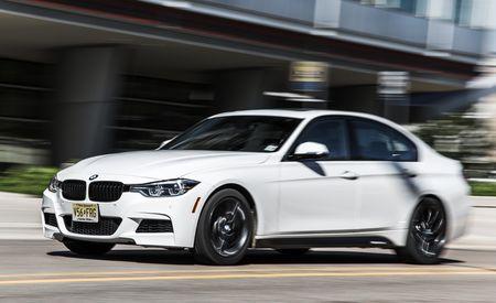 2016 BMW 328i Automatic