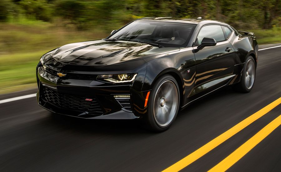 2016 Chevrolet Camaro SS Manual First Drive | Review | Car and Driver