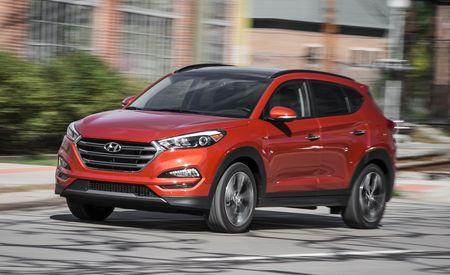 2016 Hyundai Tucson 1.6T AWD