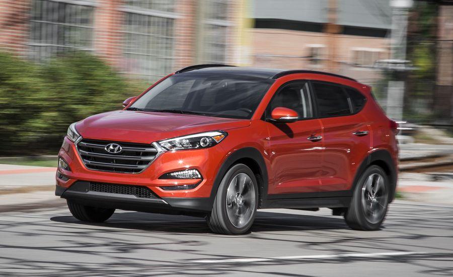 2016 Hyundai Tucson 1 6t Awd