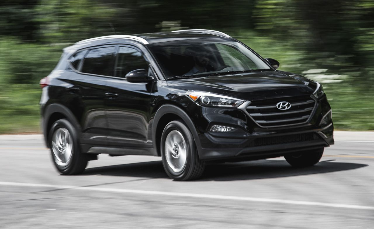 2016 Hyundai Tucson Se 2 0l Fwd First Drive 8211 Review Car And Driver