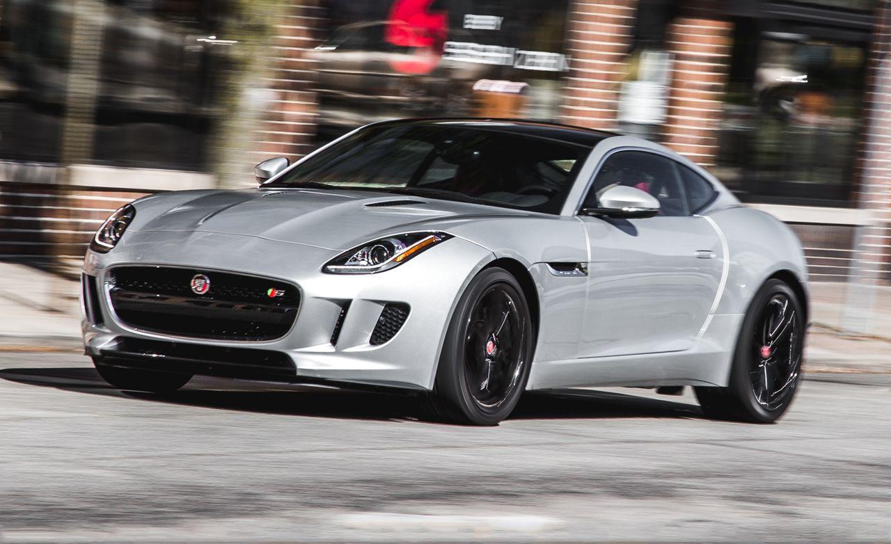 2016 f type jaguar
