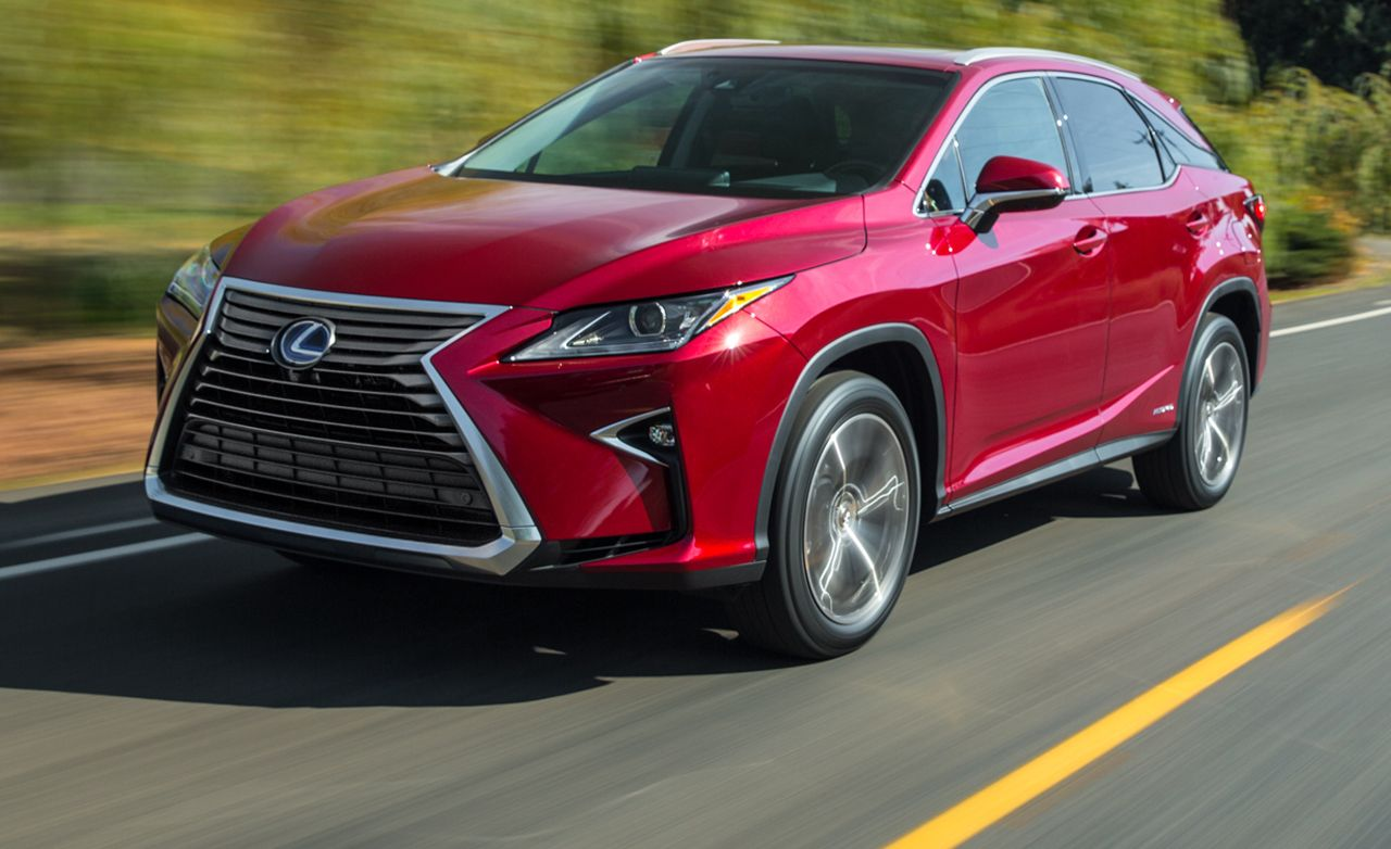 2019 Lexus Rx Reviews Price Photos And Specs Car Driver