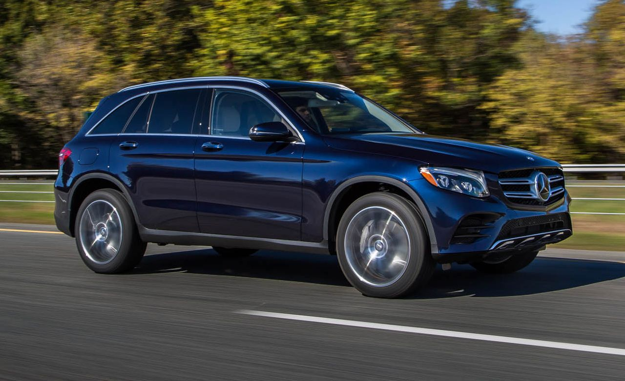2016 mercedes benz glc300 first drive review car and for Mercedes benz glc 300