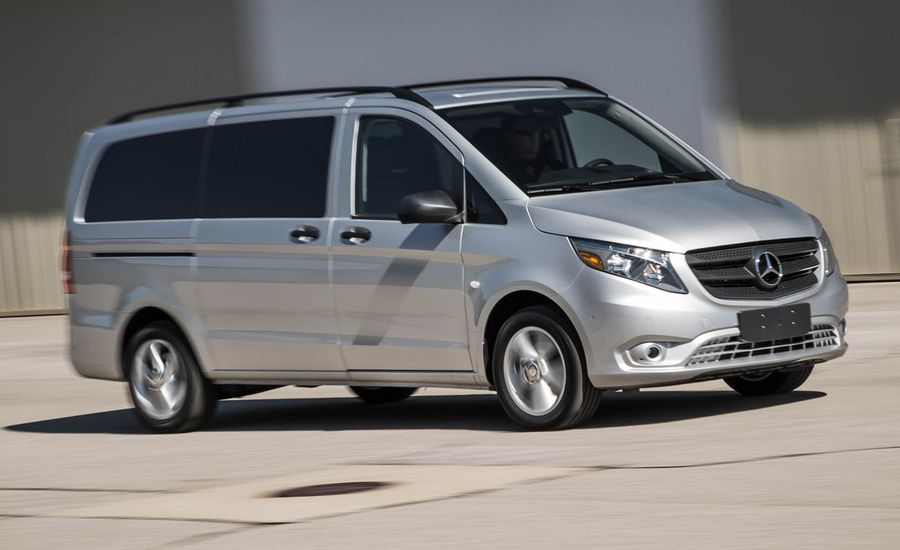 2016 mercedes benz metris passenger van test review for Mercedes benz luxury van