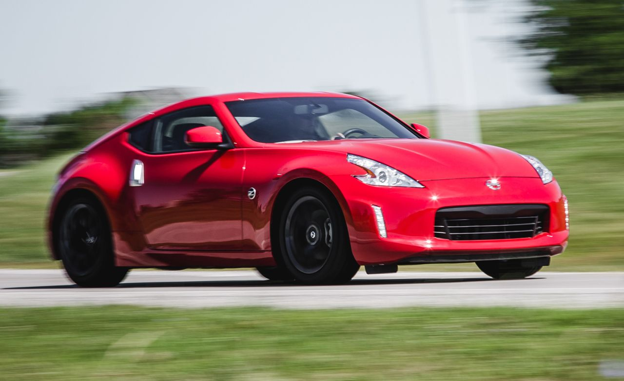 2016 Nissan 370z Coupe Test Review Car And Driver