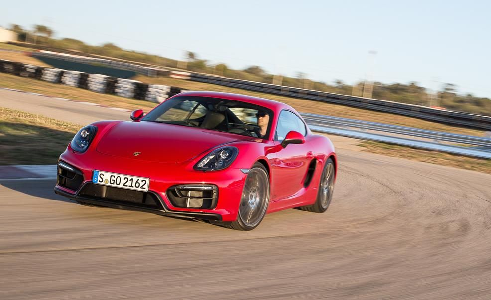 2016 porsche cayman gts 60 second review video car and driver