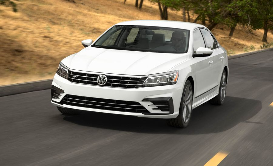 2016 Volkswagen Passat: The New Family Resemblance