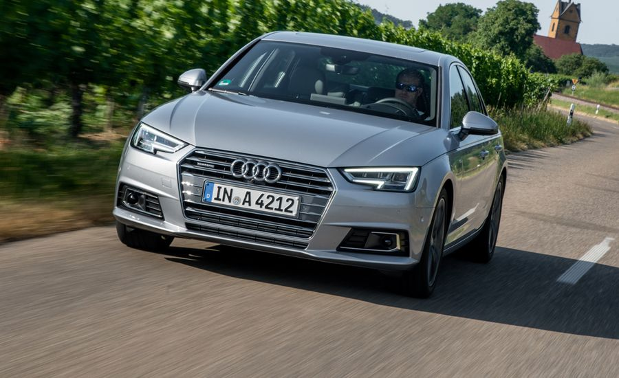 2017 Audi A4 The Early Returns Are Positive