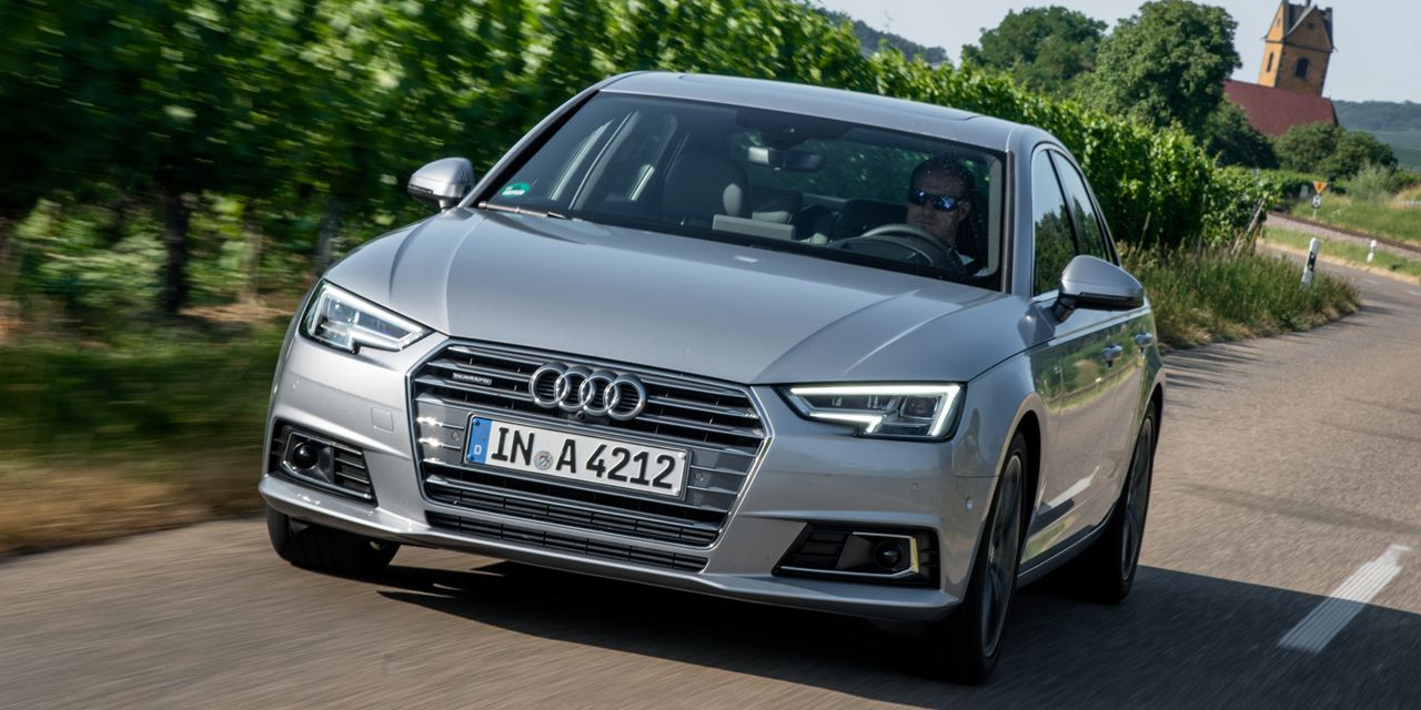 2017 Audi A4: The Early Returns Are Positive
