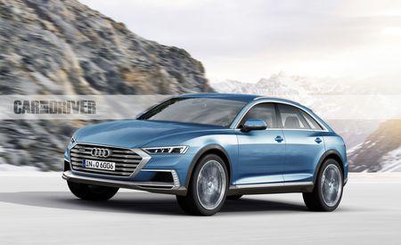 2019 Audi Q6: The Four Rings Take on Tesla