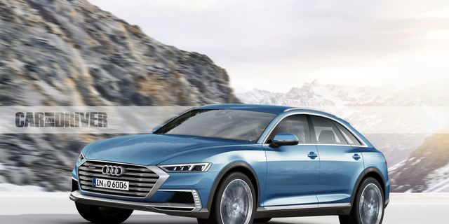 2019 Audi Q6 8211 News 8211 Car And Driver