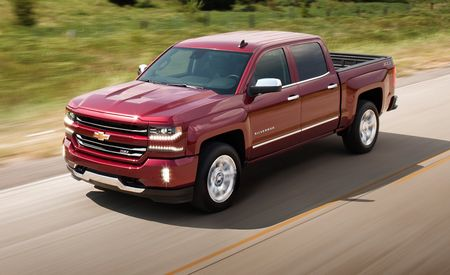 2016 Chevrolet Silverado 1500: More Tech and a Fresh Face