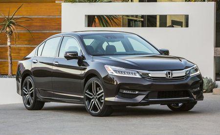 2016 Honda Accord Sedan and Coupe
