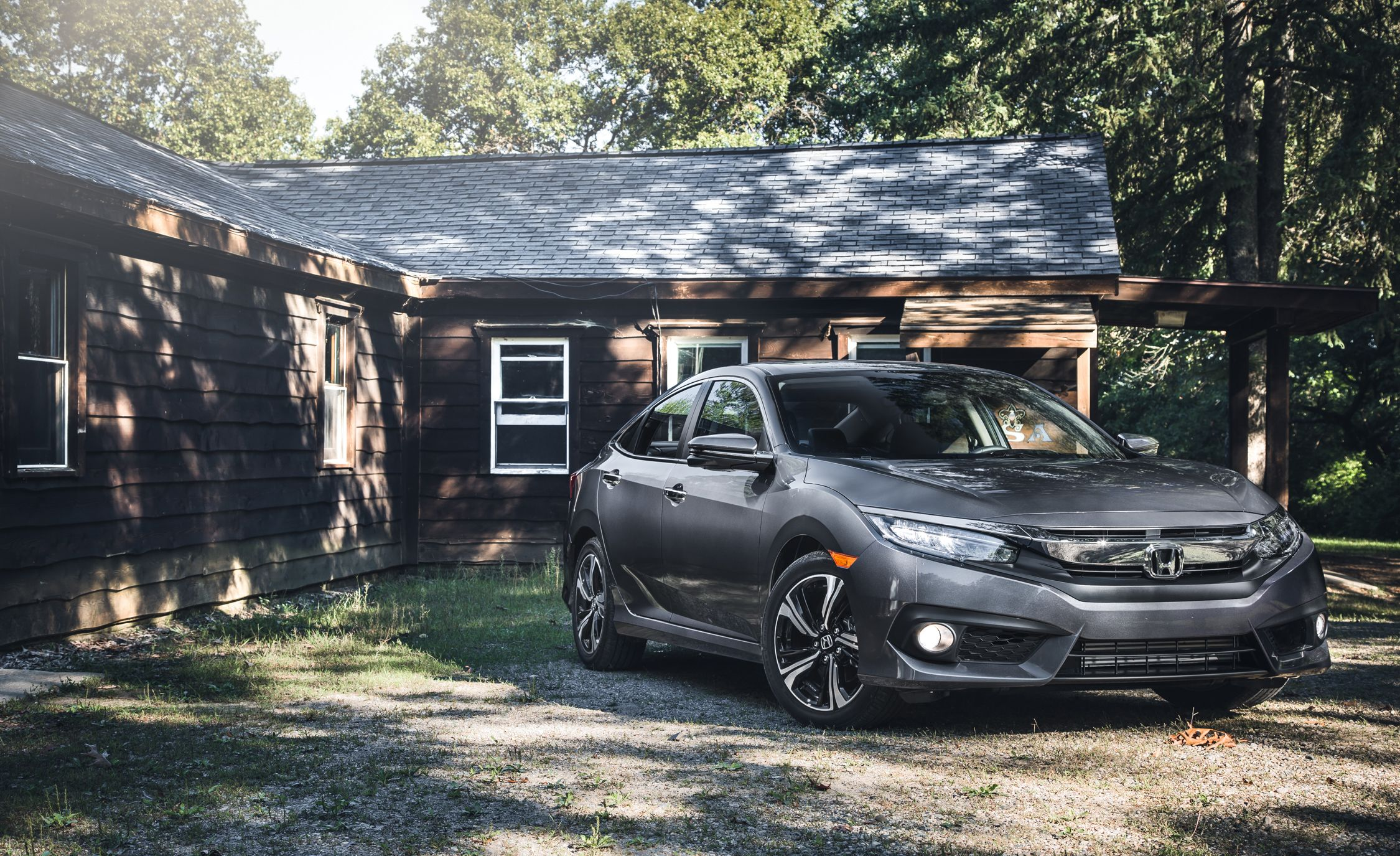 2019 Honda Civic Reviews Price Photos And Specs Car Driver