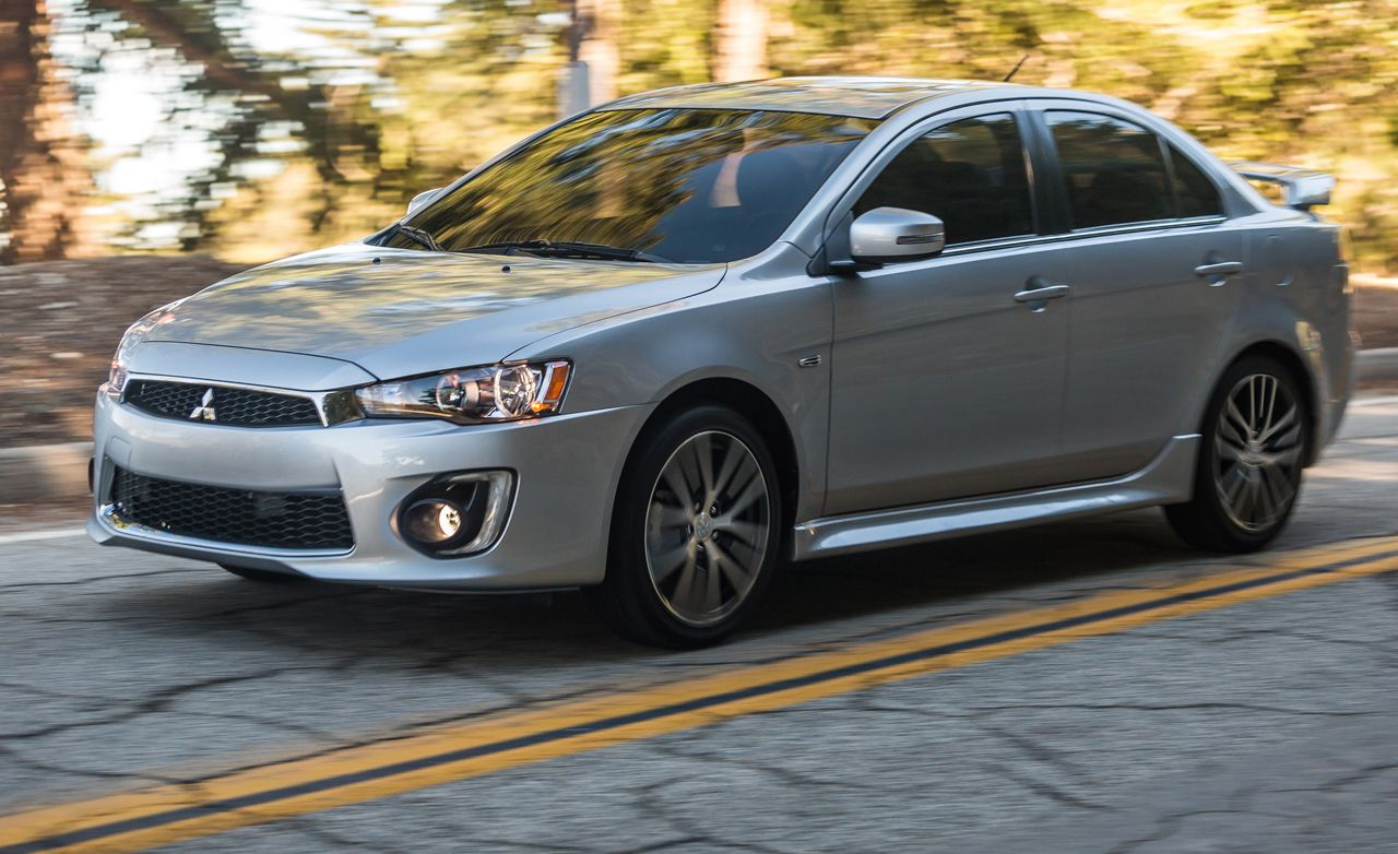 Mitsubishi Lancer Reviews Price Photos And Specs Car Driver