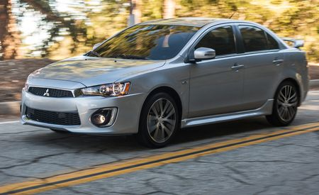 2016 Mitsubishi Lancer: Improved, However Subtly