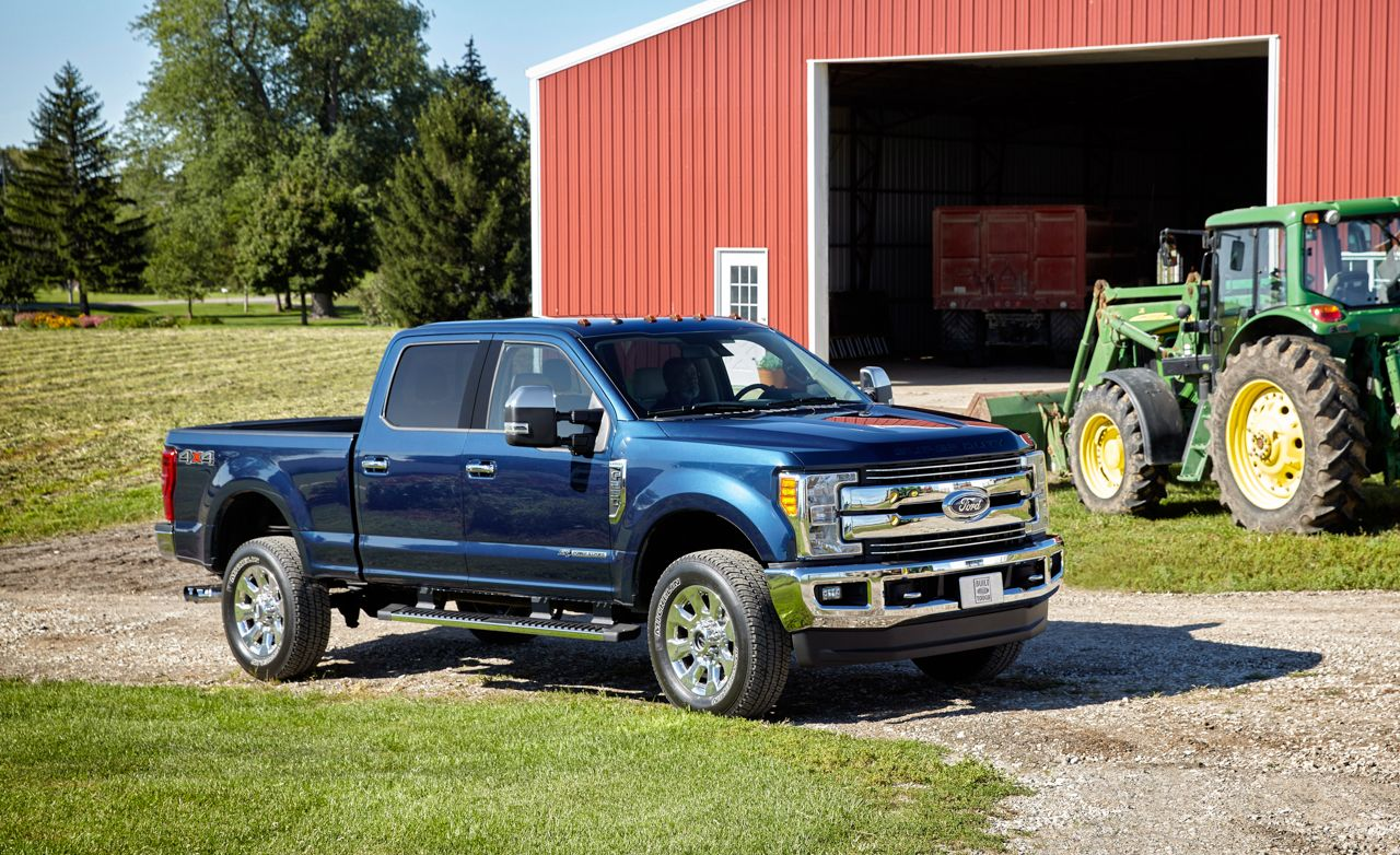 2017 ford f series super duty official photos and info car and driver. Black Bedroom Furniture Sets. Home Design Ideas