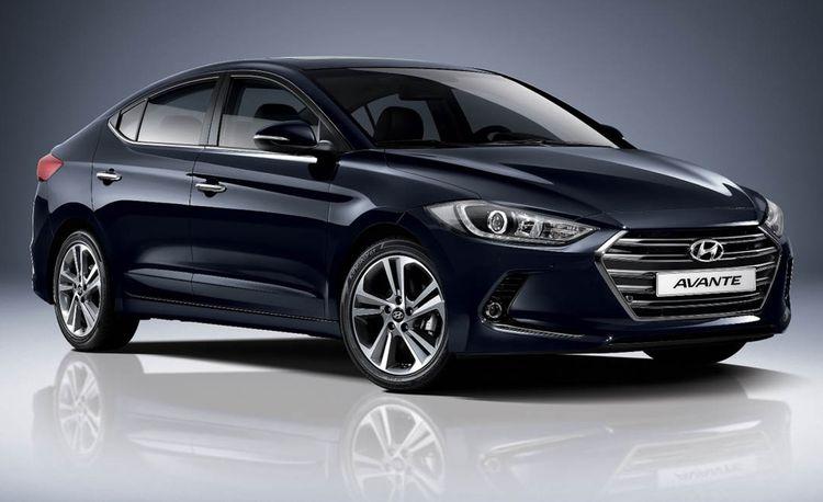 2017 Hyundai Elantra Debuts in Korea: Ignore the Avante Badging, Please