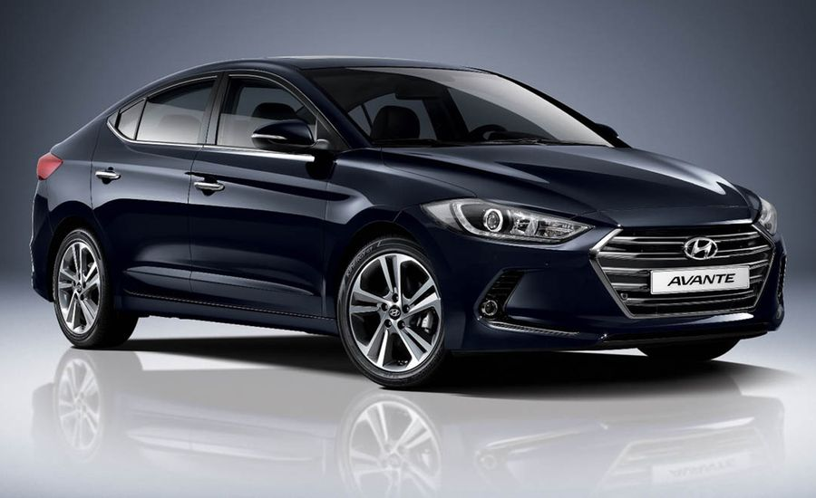 2017 Hyundai Elantra Debuts in Korea: Ignore the Avante Badging, Please