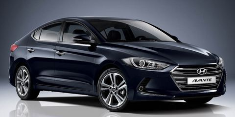 The Hyundai Pr Team In America Would Like To Make A Splash With Debut Of Brand S Redesigned Elantra At Upcoming L Auto Show November