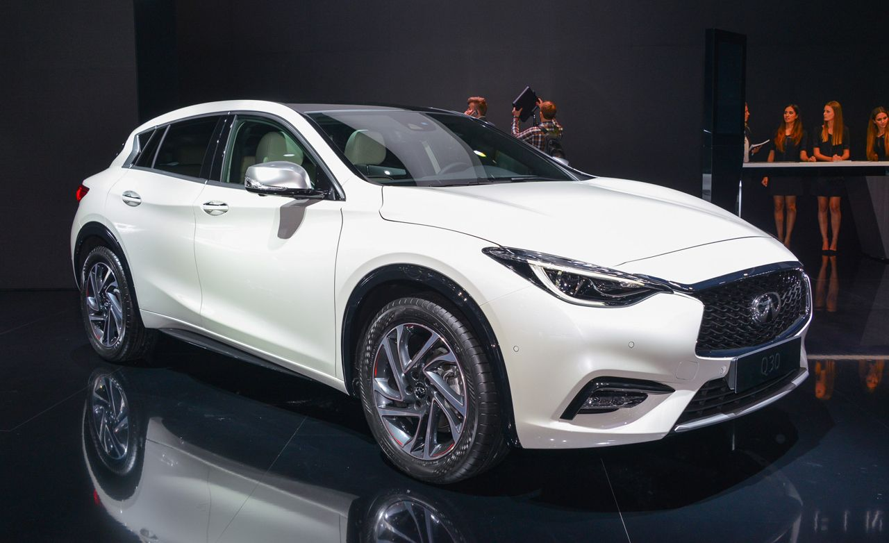 2017 Infiniti Q30 Official Photos and Info | News | Car ...