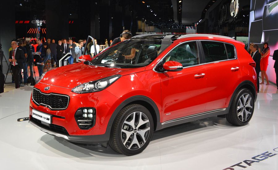 2017 Kia Sportage: Larger and Sportage-ier