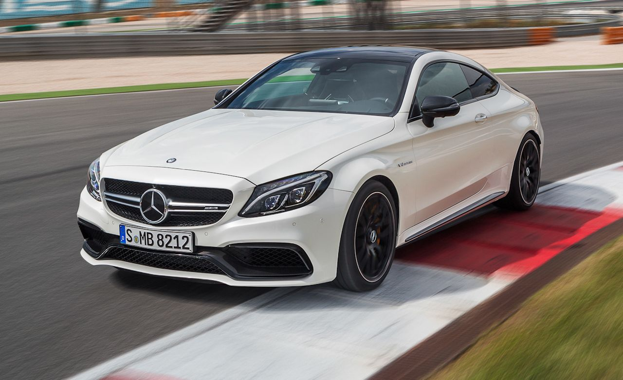 2017 Mercedes Amg C63 Coupe Photos And Info 8211 News Car Driver