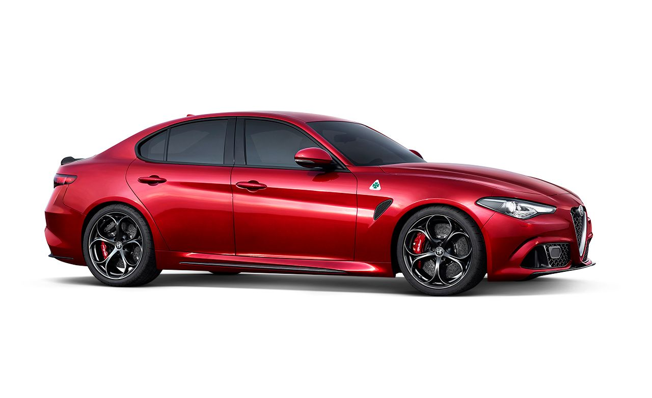 New Cars for 2016: Alfa Romeo