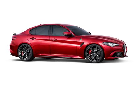 New Cars for 2016: Alfa Romeo