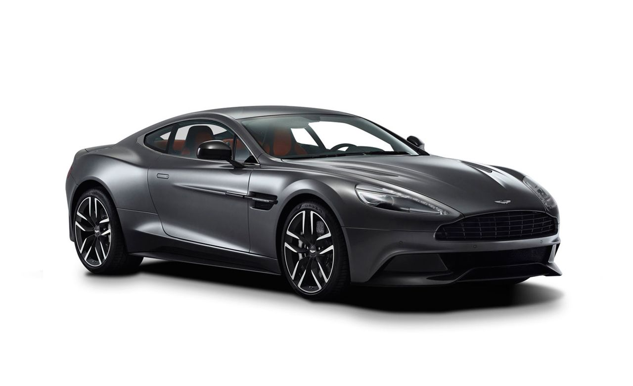 New Cars for 2016: Aston Martin