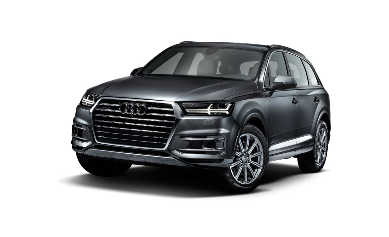 New Cars for 2016: Audi