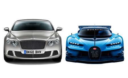 New Cars for 2016: Bentley and Bugatti