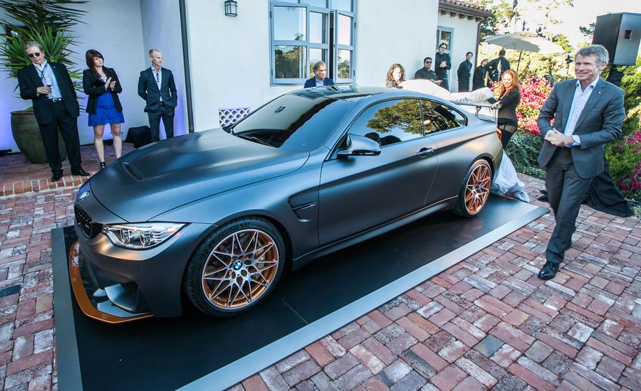 BMW M4 GTS Concept: A Preview of the Hard-Core Car to Come