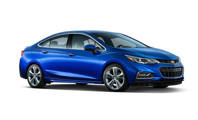 New Cars for 2016: Chevrolet