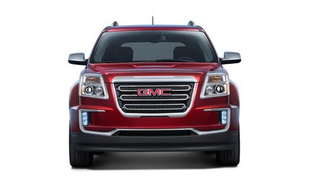 New Cars for 2016: GMC